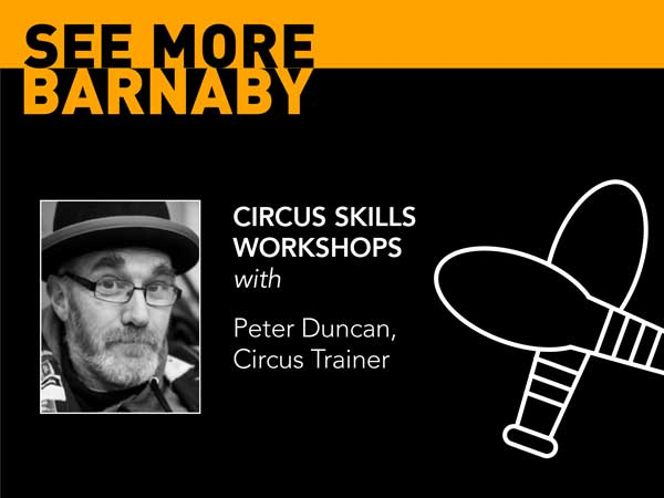 see more barnaby circus skills workshop