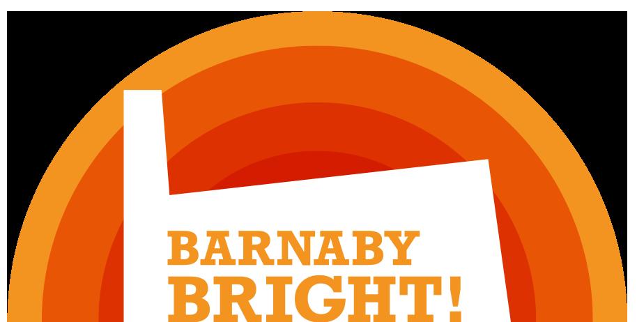 bARNABY bRIGHT lOGO